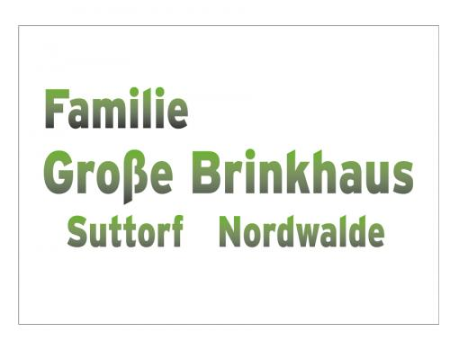 Familie Grosse Brinkhaus
