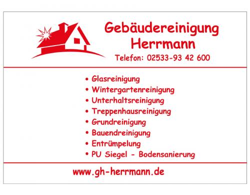 Herrmann Gebaeudereinigung