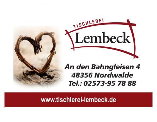 Lembeck Tischlerei