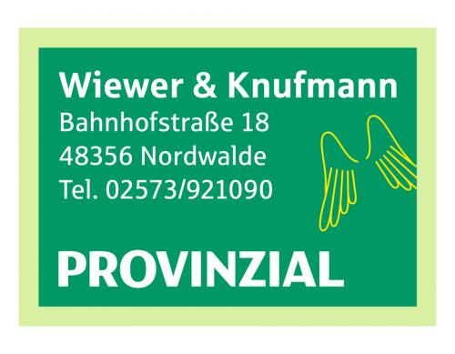 Provinzial Wiewer Knufmann