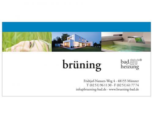 Bruening Bad Heizung