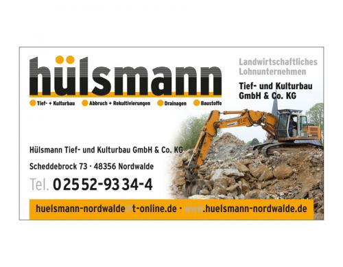 Huelsmann Tiefbau