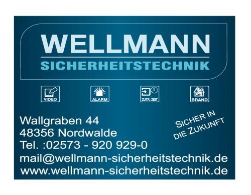 Wellmann Sicherheitstechnik