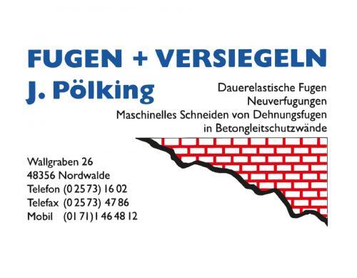 Poelking J Fugen