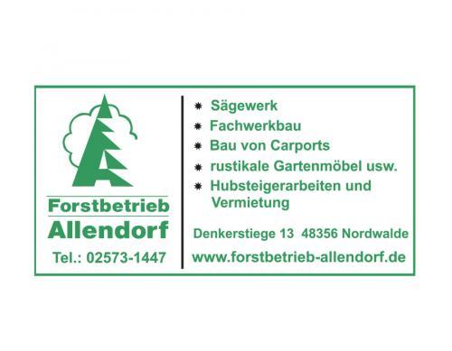 Allendorf Forstbetrieb